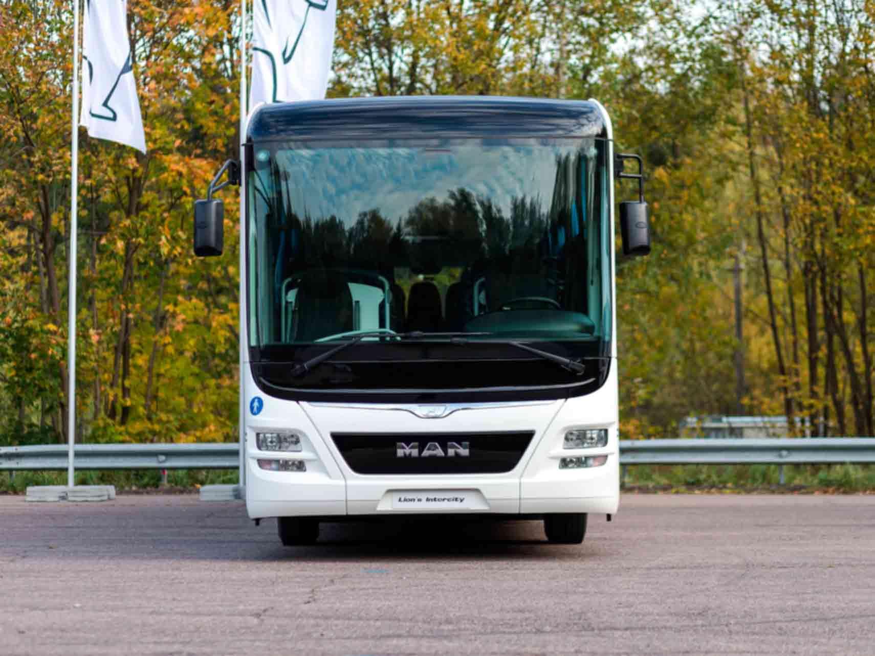 Пресс-релиз MAN Truck&Bus