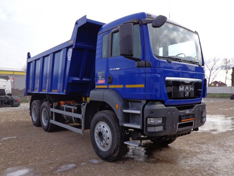 САМОСВАЛ MAN TGS 40.440 6X4 BB-WW