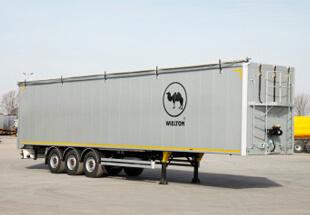Полуприцеп с подвижным полом Cargo floor
