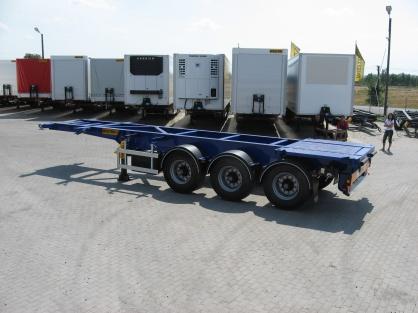 Полуприцеп контейнеровоз NS 3 P20 P30