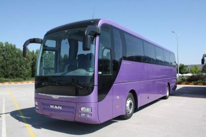 Междугородный автобус MAN LION'S R07 Violet