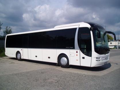 Междугородный автобус MAN LION'S REGIO (R12)