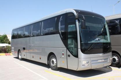 Междугородный автобус MAN LION'S R07 Silver