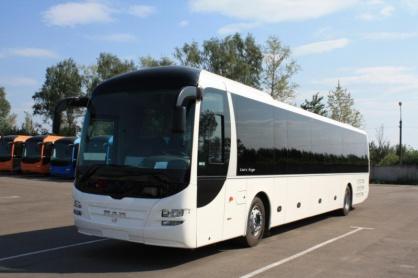 Междугородный автобус МAN LION'S REGIO R14 C