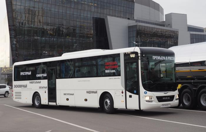 Междугородный автобус MAN LION'S INTERCITY С(R61)