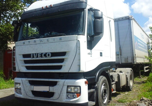 IVECO STRALIS AS440S45T/PRR