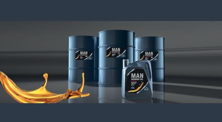 Оригинальное масло MAN: залог оптимальной работы Вашей техники.