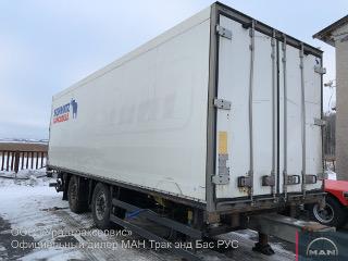 Изотермический прицеп Schmitz Cargobull ZKO18