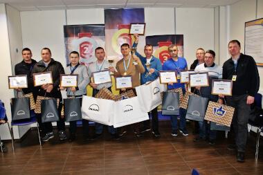 Наш дилерский центр принял участие в ежегодном конкурсе