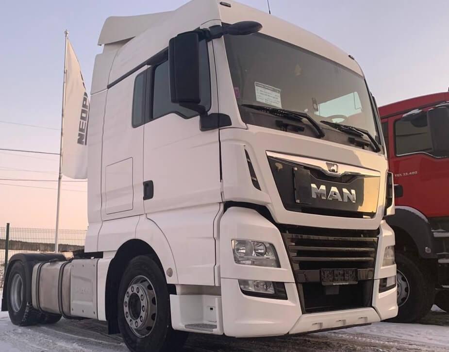 Седельный тягач MAN TGX 18.420 4X2 BLS без пробега по РФ!!!