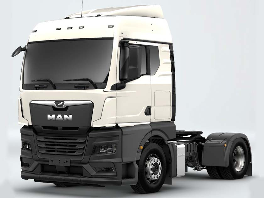 Седельный тягач MAN TGX 18.400 4×2 BL SA